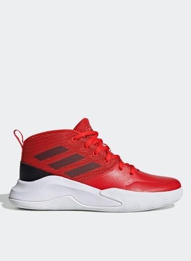 adidas Yürüyüş Ayakkabısı Kırmızı